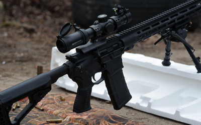 CAN YOU LEGALLY OWN A SEMI-AUTOMATIC RIFLE?